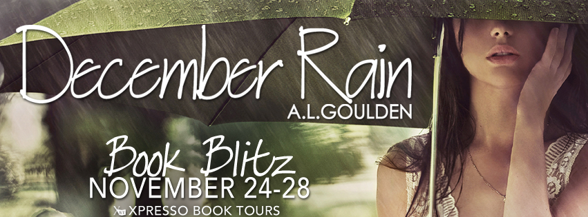 #Spotlight: December Rain by A. L. Goulden