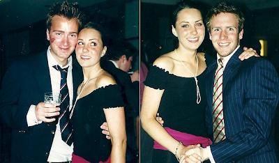 Fotos de Kate Middleton antes de ser Duquesa