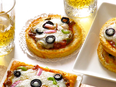 Mini Pizza Recipe For Ramadan