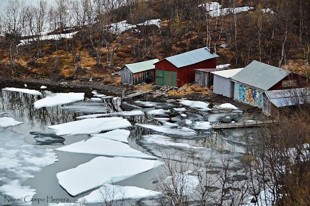 Casas en Laponia