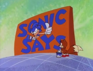 Sonic says: Shortfuse was just a normal squirrel until Robotnik trapped him forever in his invincible Cybernik armour. Shortfuse was able to rebel against his programming however and fought Robotnik alongside Sonic.