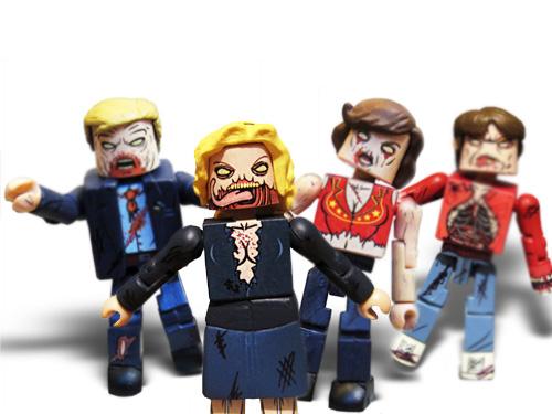 Zombie Minimates