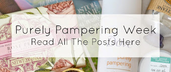 Get Pampered