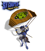 #4 Sly Cooper Wallpaper