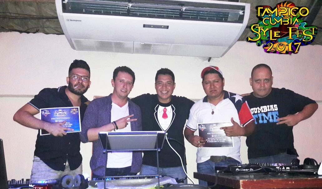 Djs Tampico Cumbia Style Fest 2017