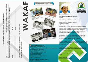 Wakaf Maahad Sains Al-Quran Al-Amin