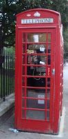 cabina telefónica londres london