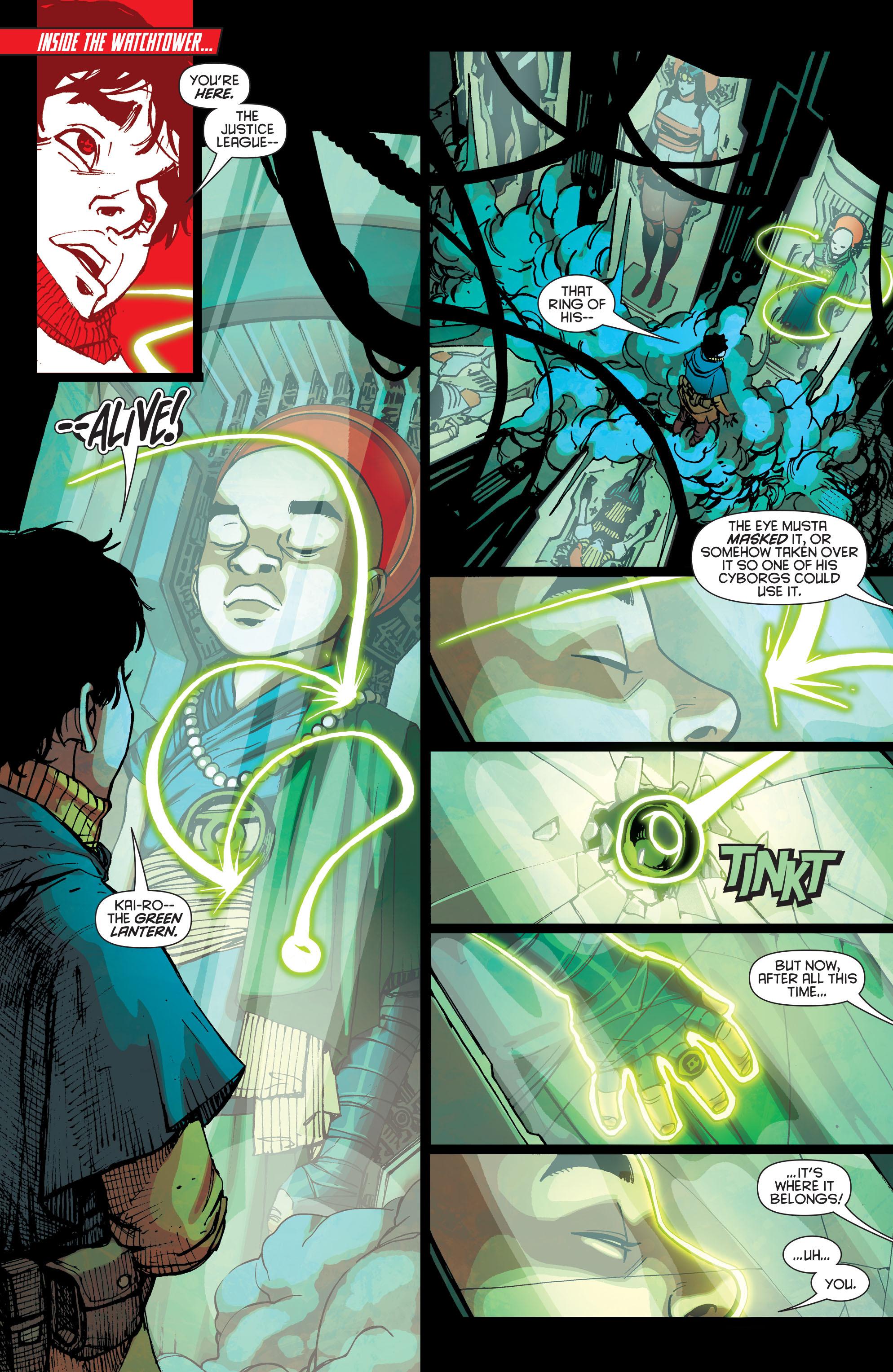 Batman Beyond (2015) Issue #10 #10 - English 9