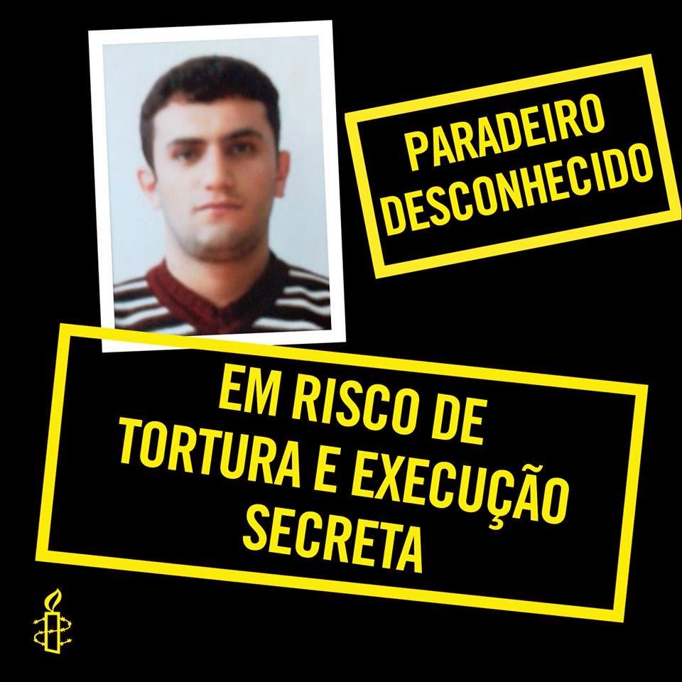 Assine: Saman Naseem não pode ser executado!