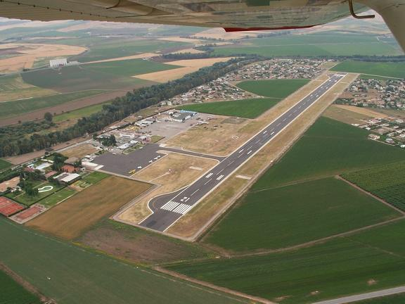 Longitud de pista del Aeropuerto de Córdoba