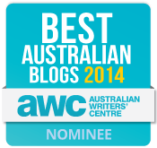 Best Australian Blog '14 Nominee