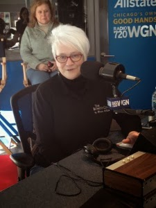 The Bunco Club visits WGN Radio with Bill Moller