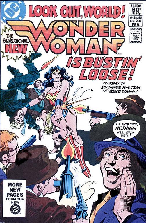 Gene Colan - Wonder Woman