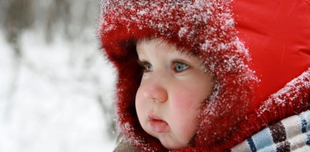 Como cuidar da pele dos bebês e crianças no inverno