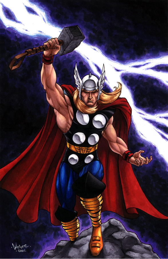 Name Thor Odinson Affiliation The Avengers Background Thor Is The