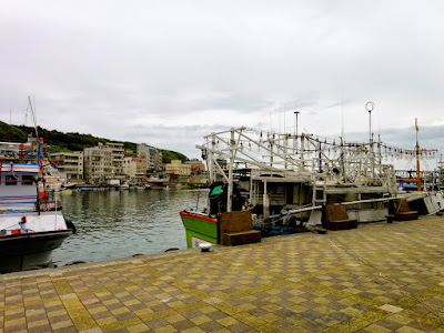 Fishing Town of Yehliu Taiwan