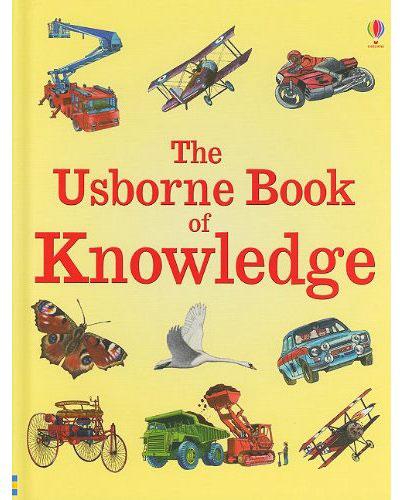 Science: Usborne Book of Knowledge