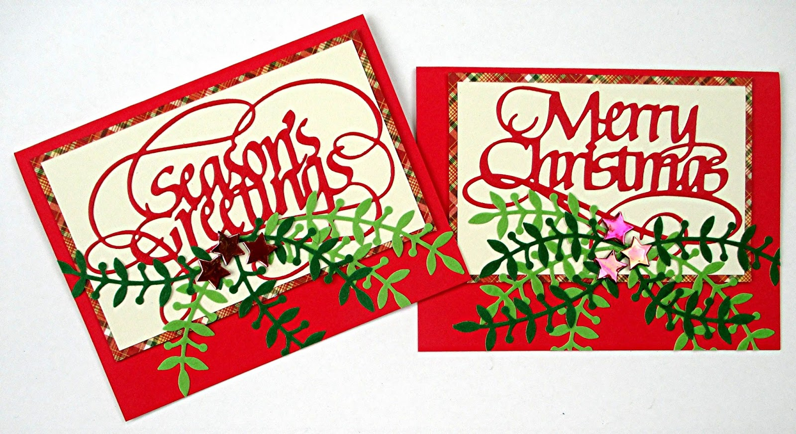 Quietfire creations a way with words seasons greetings merry thank you for inviting me to be a guest designer for the roll out of your new dies suzanne kristyandbryce Choice Image