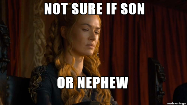 cersei lannister game of thrones memes