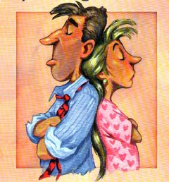 Empat Kebiasaan Buruk dalam Pernikahan