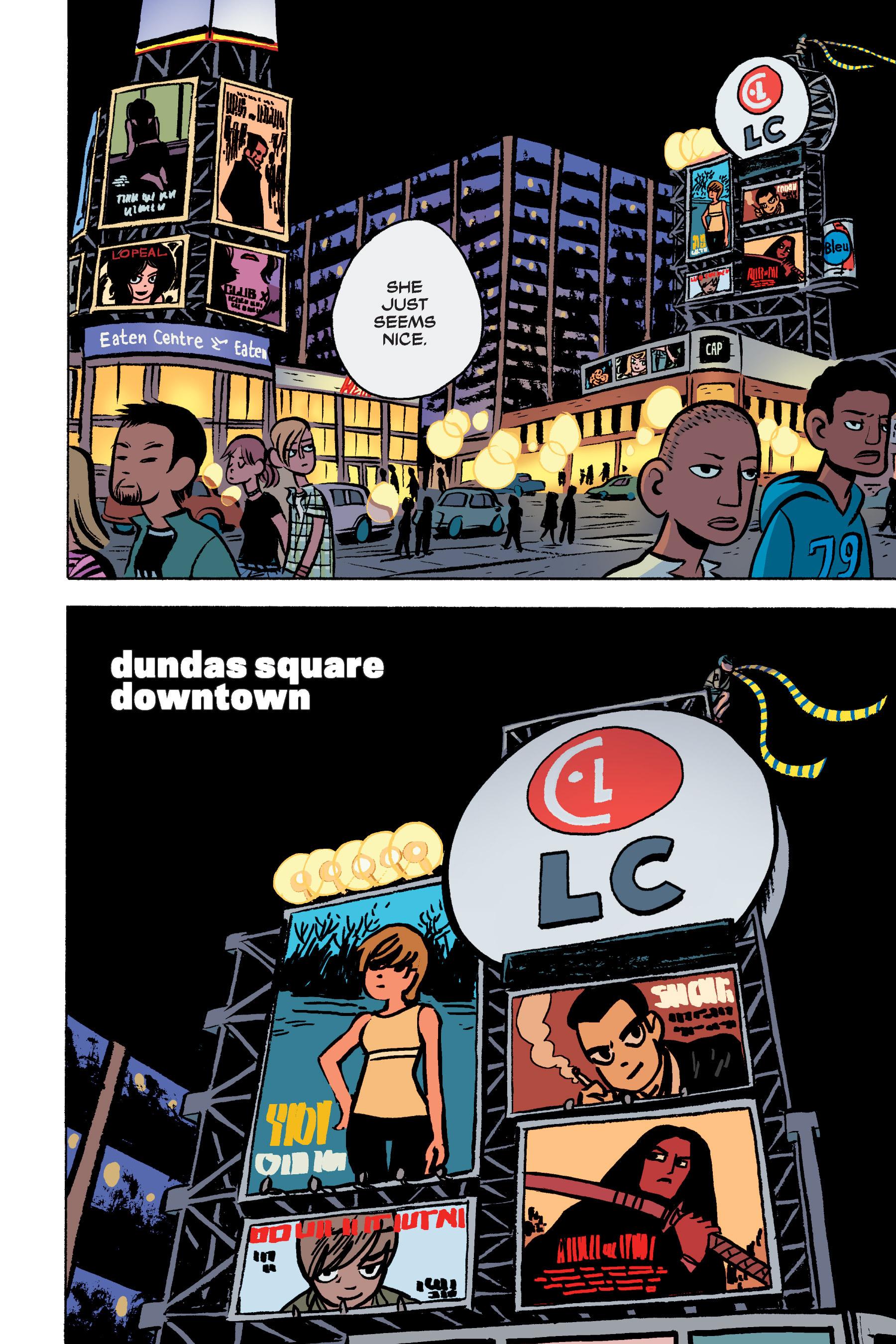 Read online Scott Pilgrim comic -  Issue #3 - 86