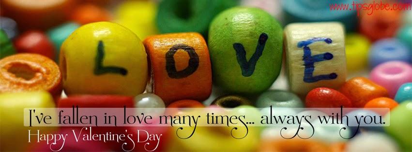 love foods together valentine facebook cover 2015