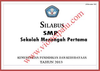 Download Lengkap Silabus Kurikulum 2013 Untuk SMP