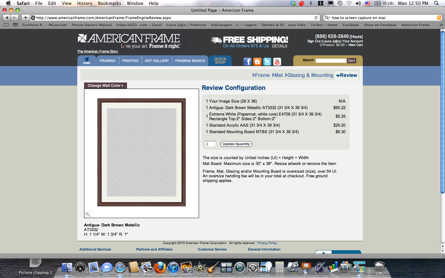 Picture Framing Blog - A Good Frame of Mind: Help! How Do I Add ...