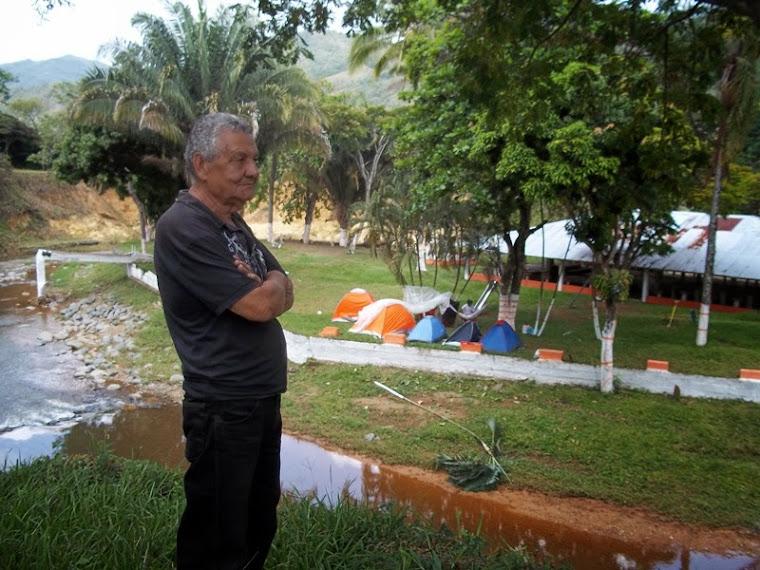BALNEARIO EN EL RIO CUANCUA