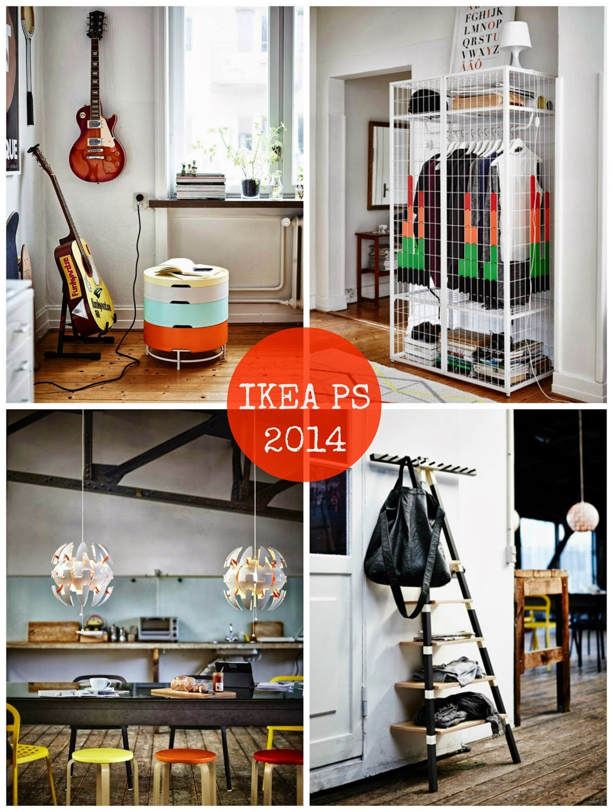 vivere a piedi nudi living barefoot un luned da pin ikea ps 2014. Black Bedroom Furniture Sets. Home Design Ideas