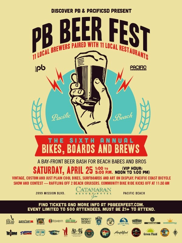 Win 2 VIP Tickets to Bikes, Boards & Brews