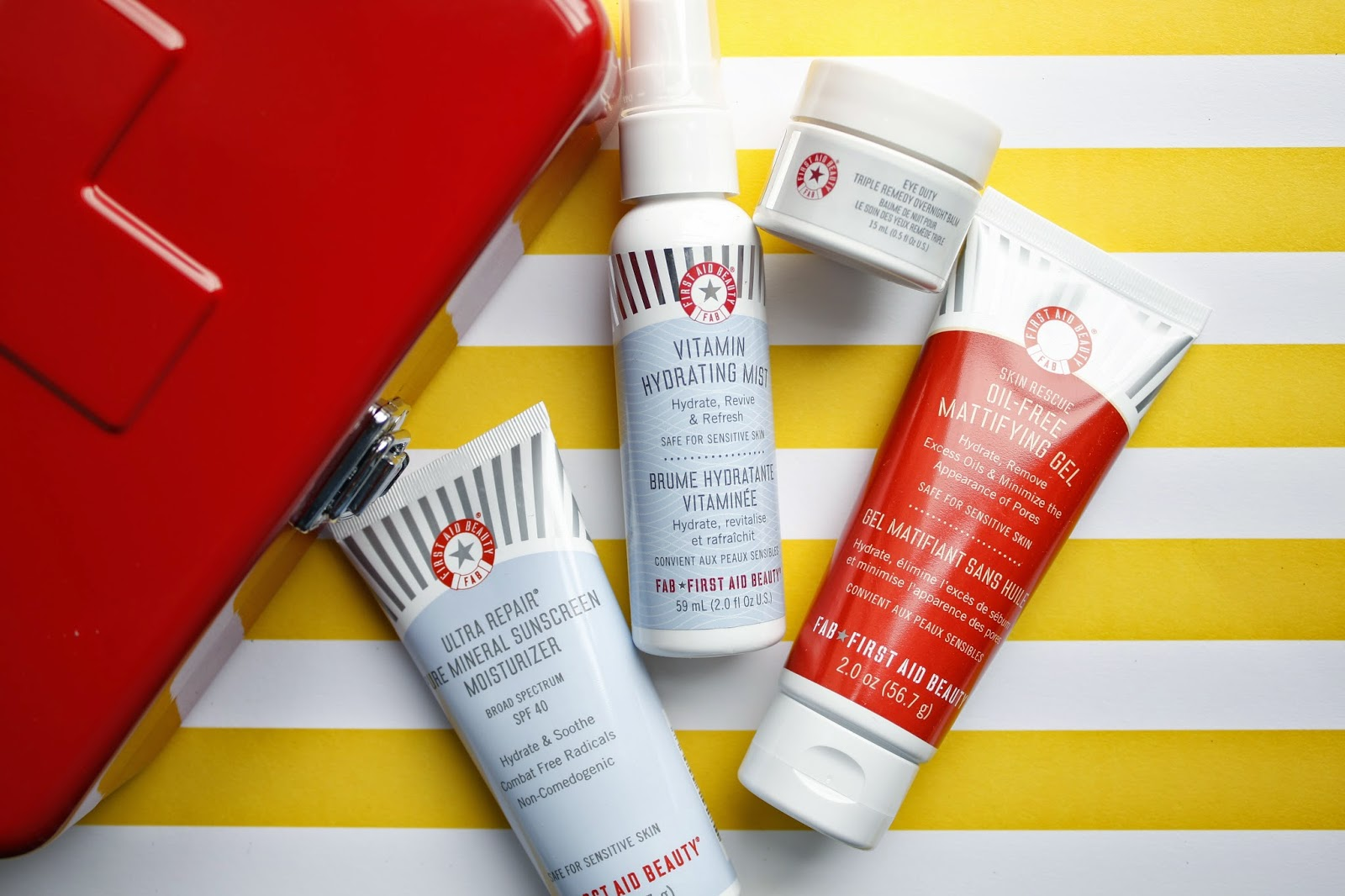 First Aid Beauty product review