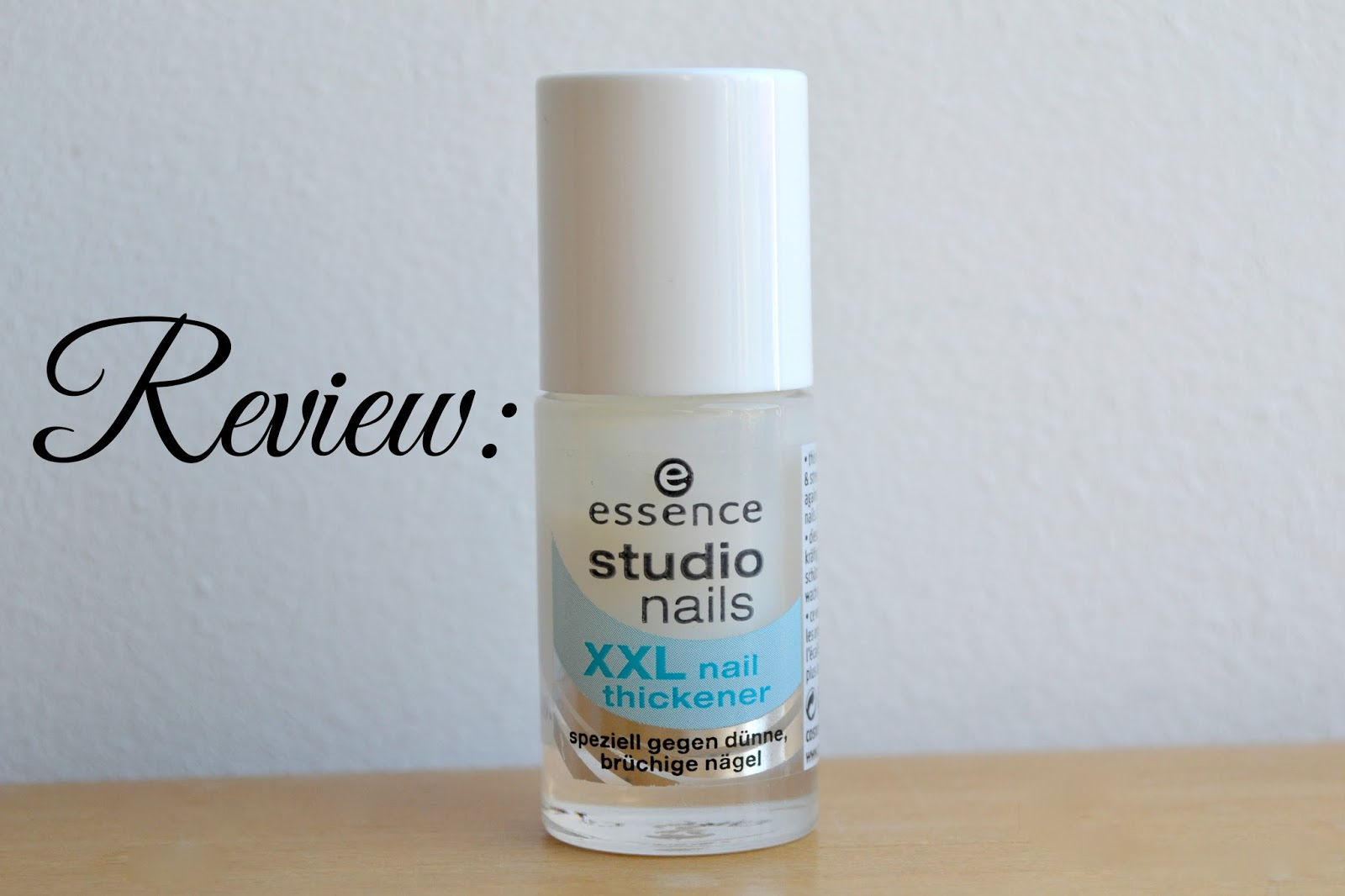 Imogen's Typewriter.: Beauty Review: Essence Studio Nails ...