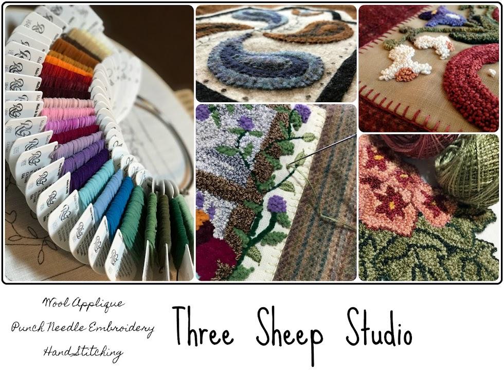 Three Sheep Studio