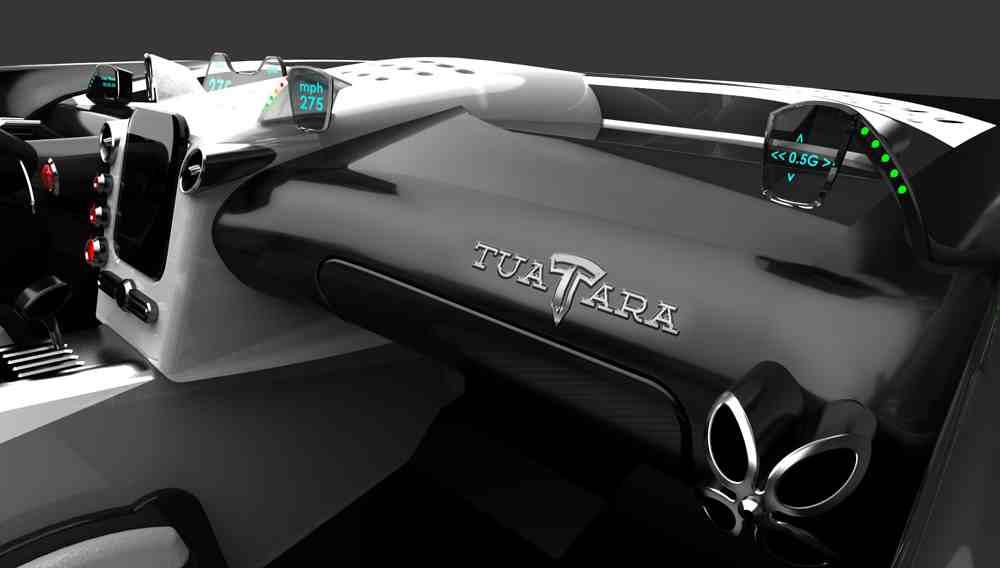 Super Cars Blog Ssc Tuatara The Fastest Car In The World