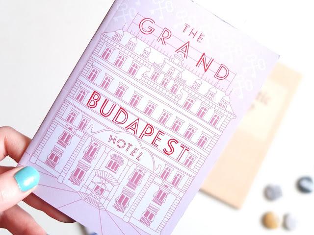 BestPlayEver - Grand Budapest Hotel notebook