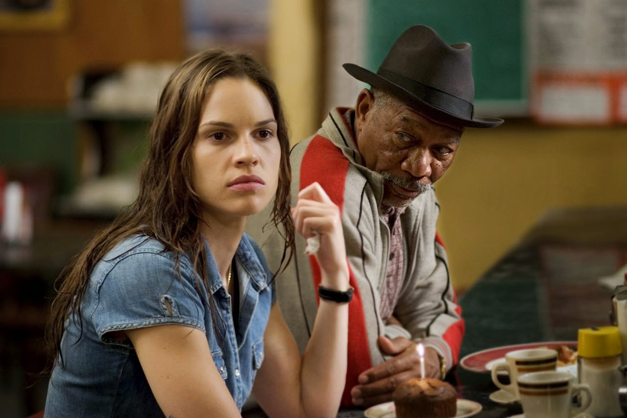 million dollar baby-hilary swank-morgan freeman