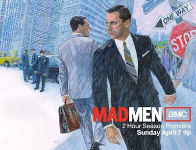 Mad Men Season 6 Episode Poster
