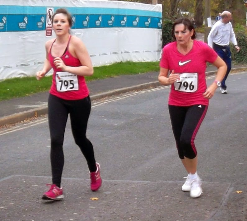 Brigg 10k Poppy Race and Military Challenge, October 2014