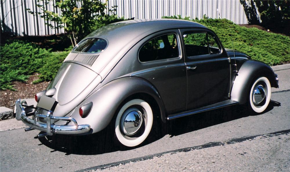 Car Style Critic 1957 VW Redesigns by Strother Mac Minn