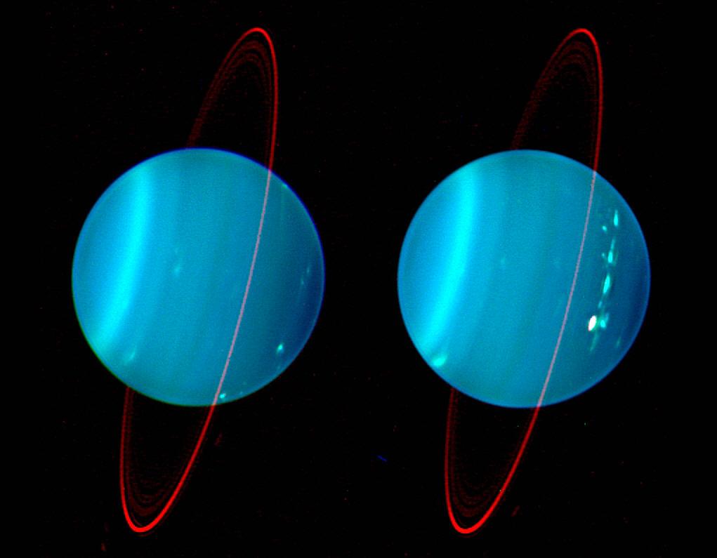 Уран, Нептун и происхождение жизни на Земле