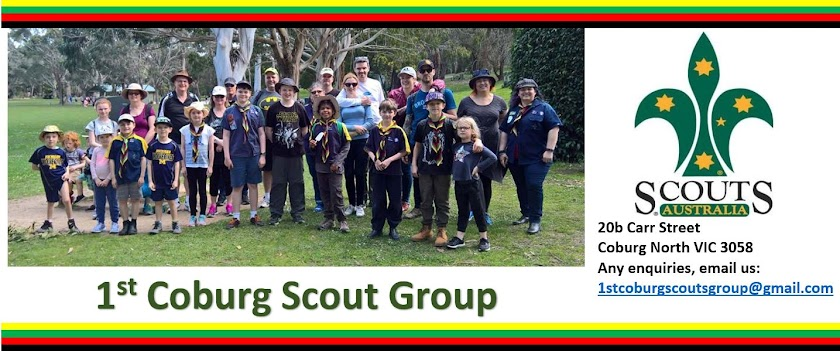 1st Coburg Scout Group