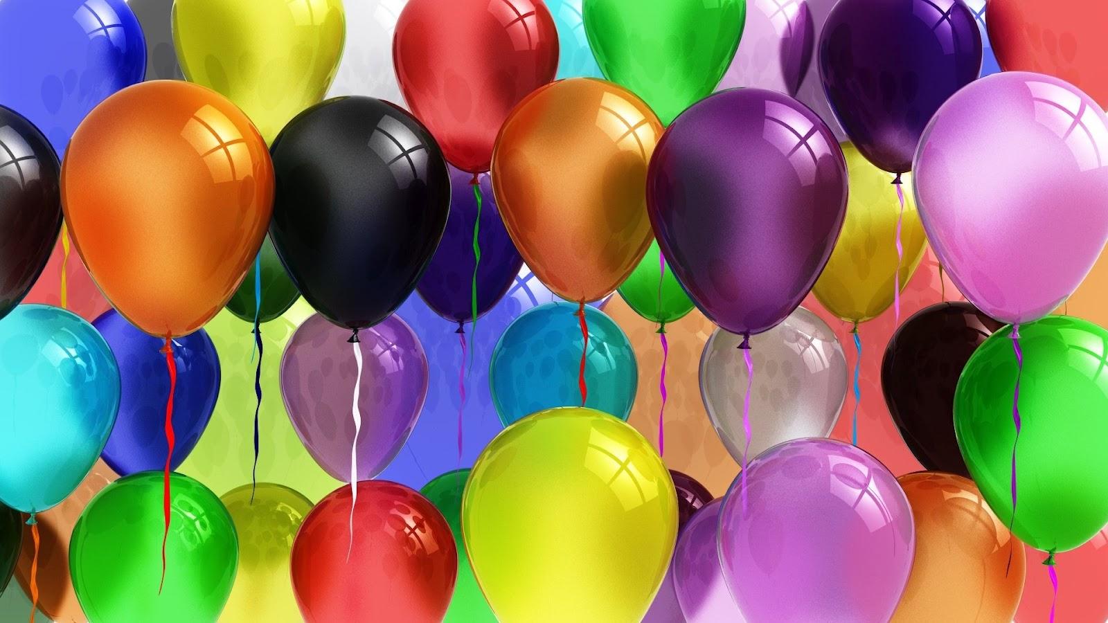 Fotos de decoraciones con globos.