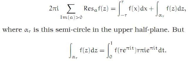 Complex Analysis: #17 Residues Around the Point at Infinity equation pic 4