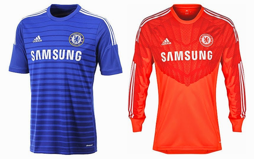 Jersey Chelsea Terbaru