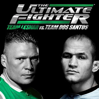 TUF 13 Coaches, Brock Lesnar, Junior Dos Santos