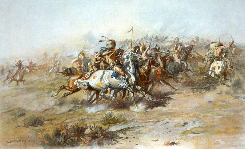 essayon little bighorn Indian wars broke out and they did win some, such as the battle of little bighorn the greatest victory by the native americans was when tecumseh, a shawnee leader of a multi-tribal group, allied with the british and defeated the white americans in detroit st claire's defeat.