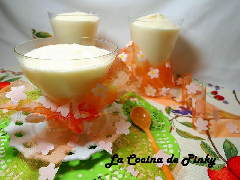 MOUSSE DE YOGUR GRIEGO Y NARANJA  Mousse+de+yogur+griego+y+naranja+1