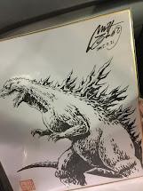 Godzilla Shinji Nishikawa