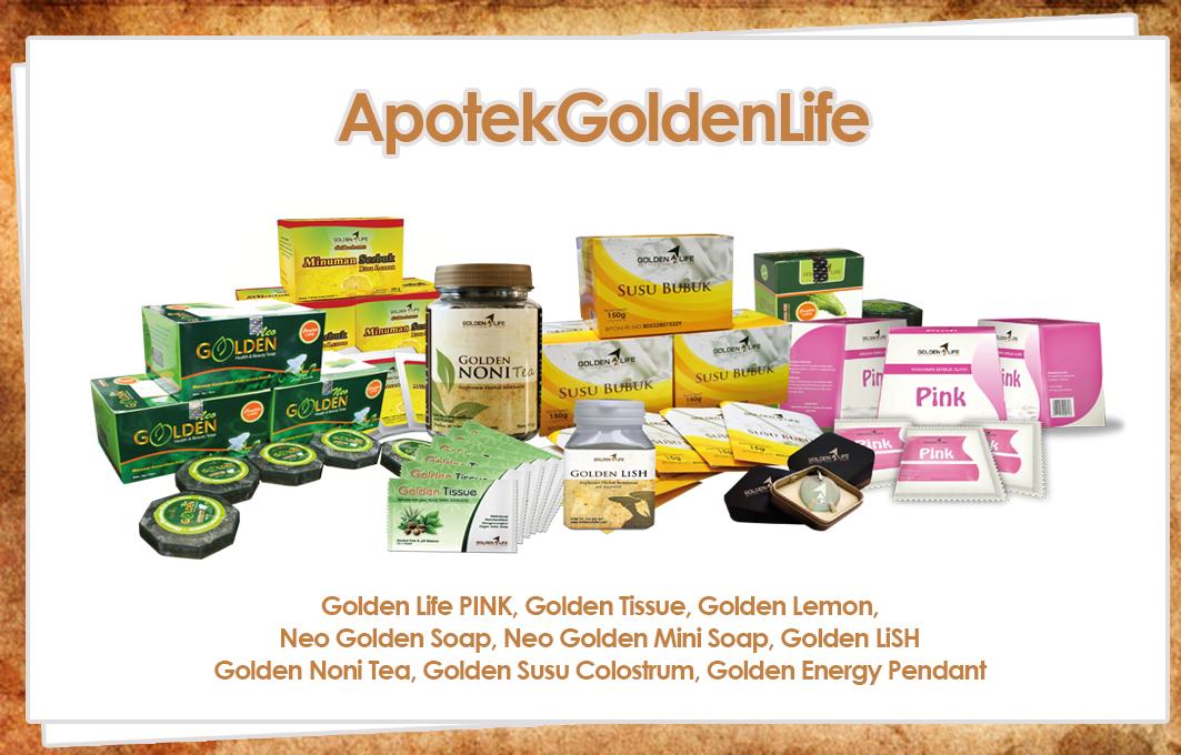Produk-produk Golden Life